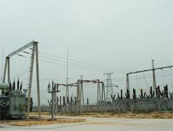 东方板桥110kV变电站