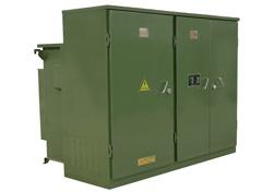 10kV组合式变电站(美式箱变)