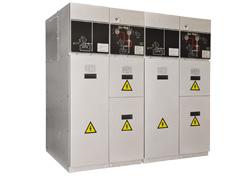 SRWT-12系列SF6全封闭全绝缘充气环网柜