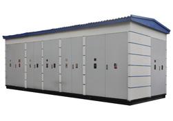 XBW1-12系列智能型箱式开关站